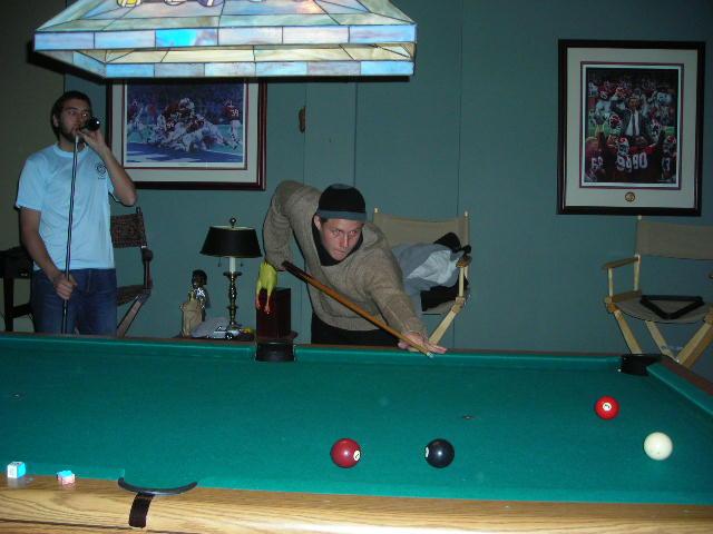 pool em up