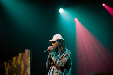blood orange live times five